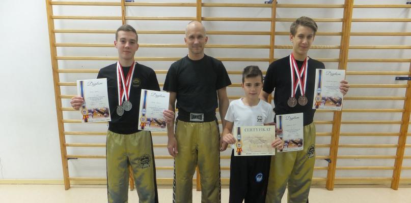 Cztery medale płocczan na turnieju w Świdniku - Zdjęcie główne