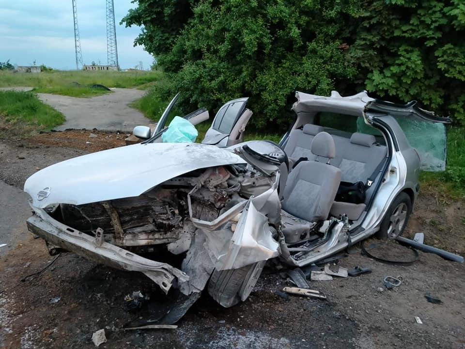Poważny wypadek pod Płockiem. Są ranni [ZDJĘCIA] - Zdjęcie główne