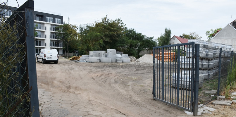 Miejska spółka planuje budowę nowego bloku w centrum Płocka - Zdjęcie główne