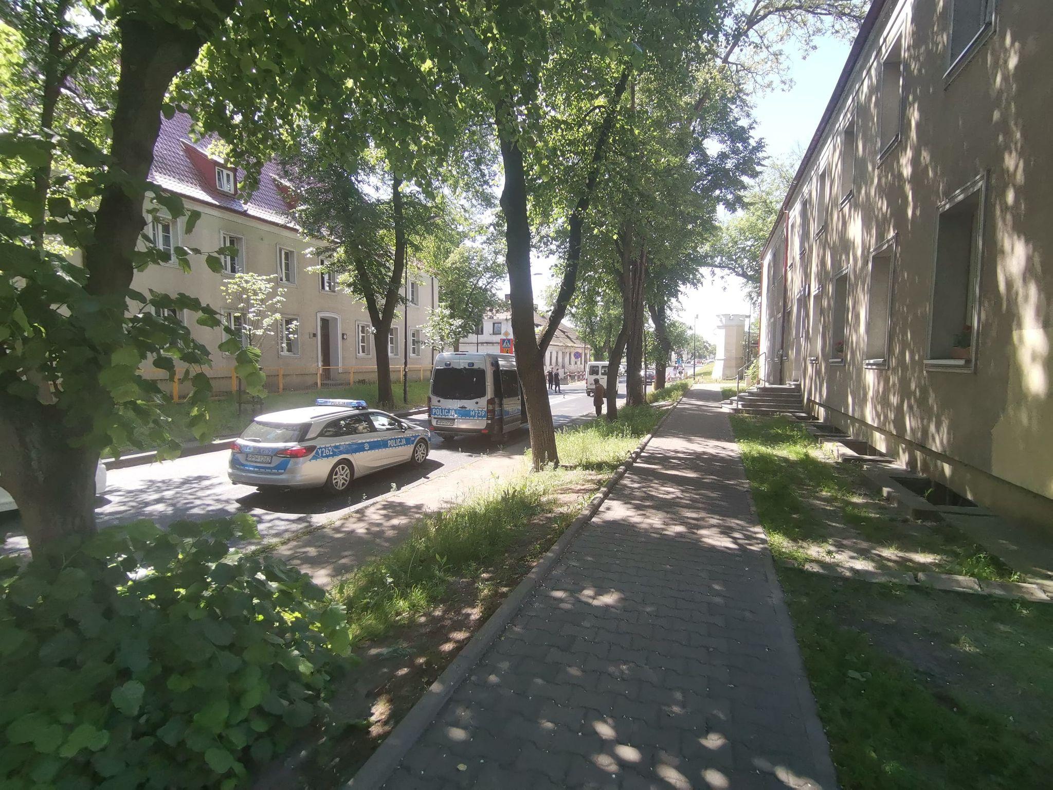 Potrącenie pieszej w centrum miasta. Są utrudnienia w ruchu  - Zdjęcie główne