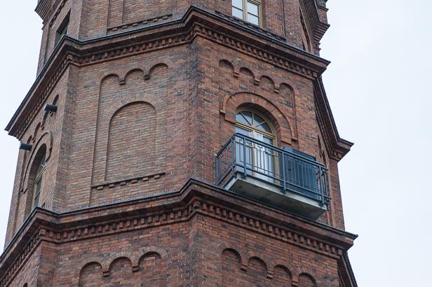 Wieża ciśnień wygrała głosowanie w sieci - Zdjęcie główne