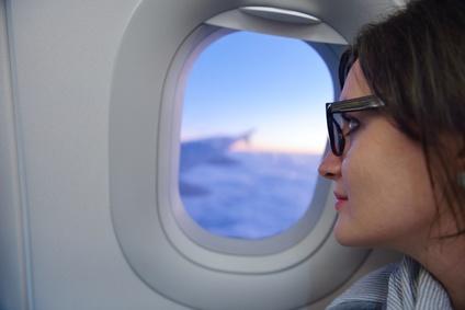 Jak wybrać najlepsze miejsca w samolocie - Zdjęcie główne