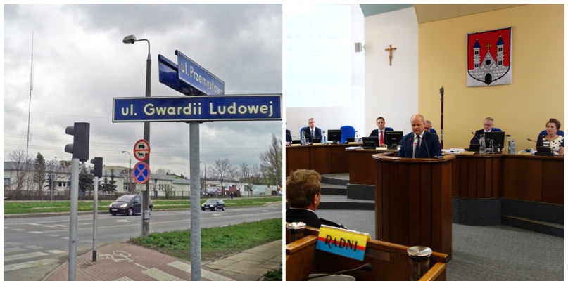 Radni zdecydowali o nowych nazwach ulic i byli w... kropce - Zdjęcie główne