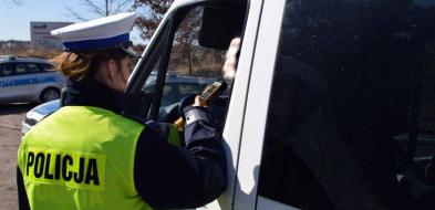 Policja sprawdza trzeźwość kierowców. Akcja potrwa cały dzień [FOTO] - Zdjęcie główne