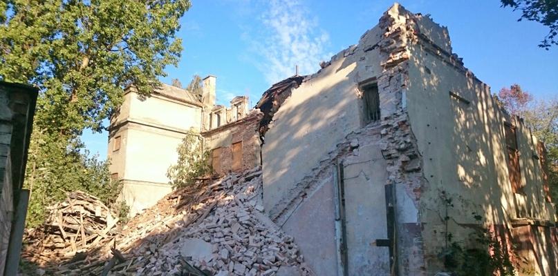 To już koniec - wyburzają zabytkową kamienicę z XIX wieku - Zdjęcie główne
