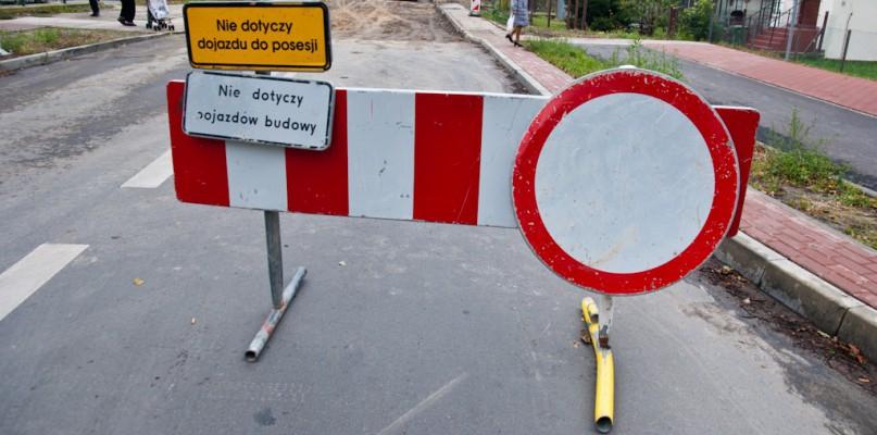 Ważna informacja dla kierowców. Kolejne utrudnienia w ruchu - Zdjęcie główne