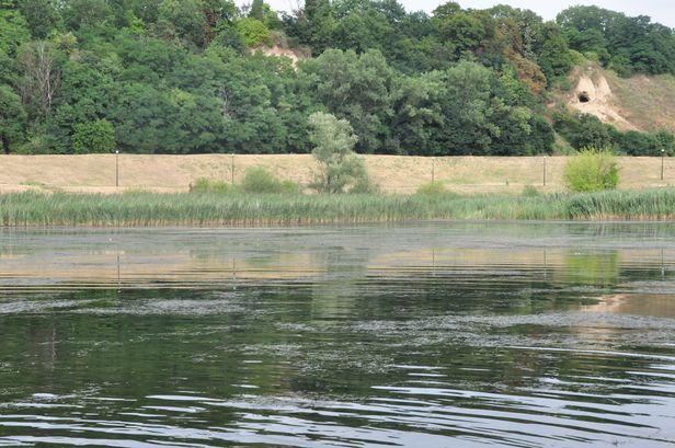 Przerwane poszukiwania pływaka z Sobótki - Zdjęcie główne