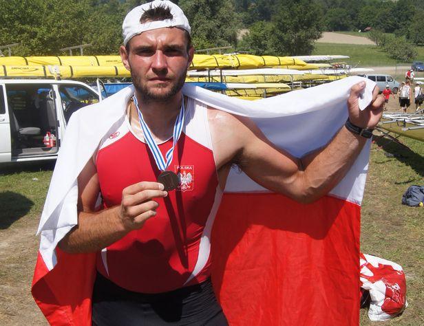 Wielki sukces młodego płockiego wioślarza - Zdjęcie główne