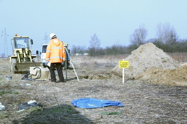 Rozpoczęła się budowa obwodnicy [FOTO] - Zdjęcie główne