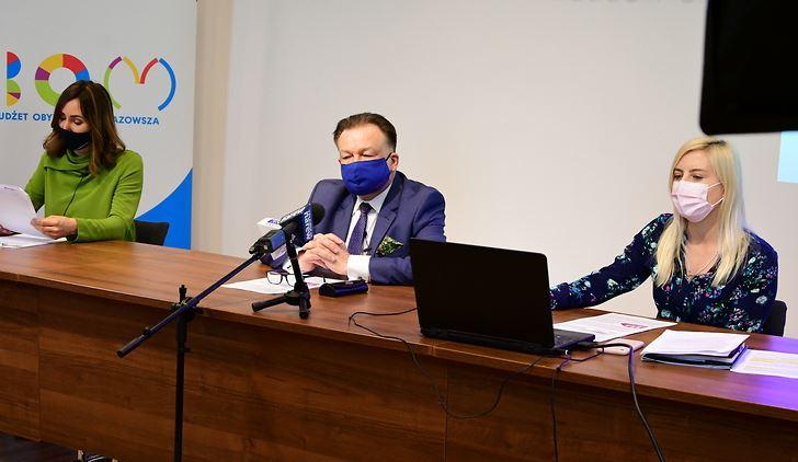 Ponad 250 projektów w drugiej edycji Budżetu Obywatelskiego Mazowsza. Wkrótce głosowanie - Zdjęcie główne