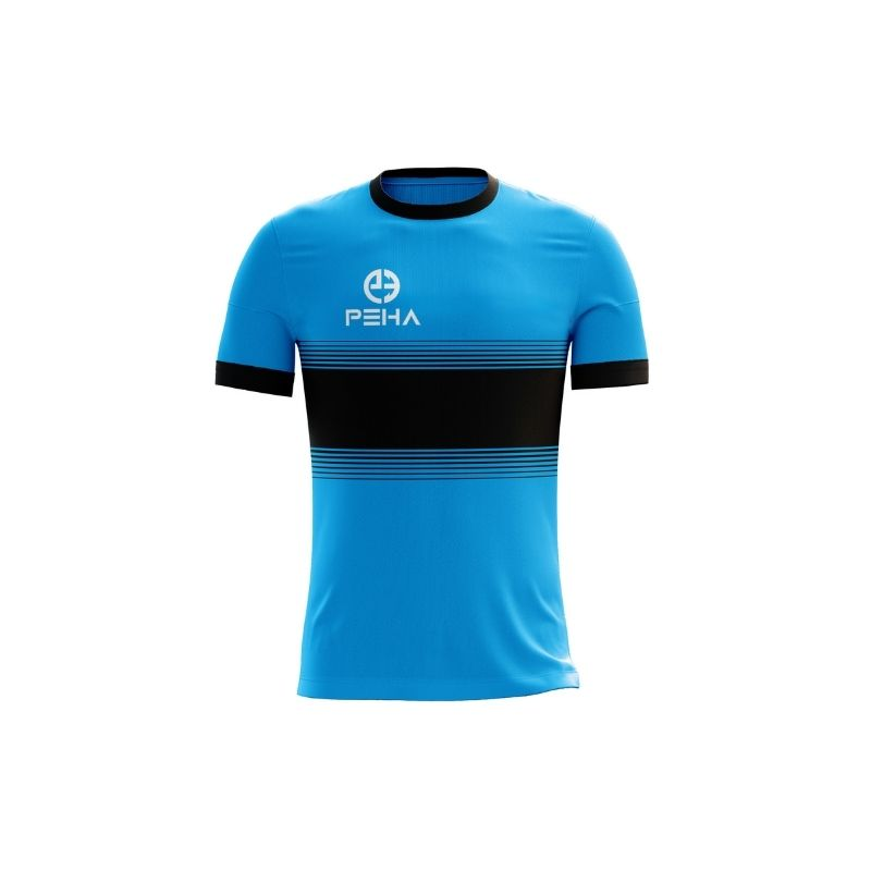 Koszulki piłkarskie z nadrukiem PEHA – idealne rozwiązanie dla szkół, klubów i amatorskich drużyn - Zdjęcie główne