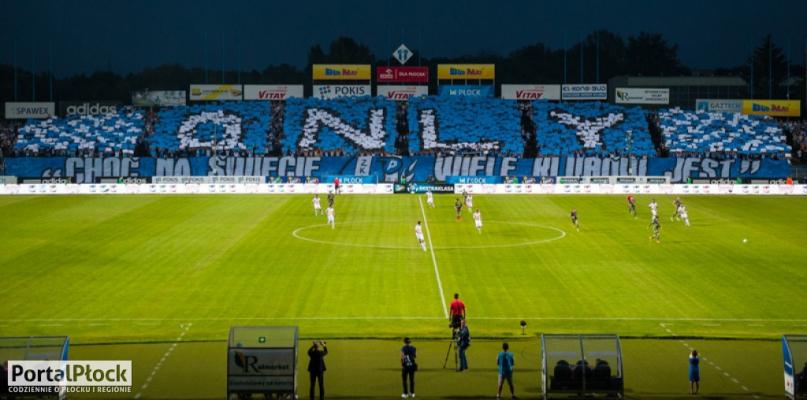 Ratusz ogłosił przetarg na zmodernizowanie stadionu dla Wisły Płock - Zdjęcie główne