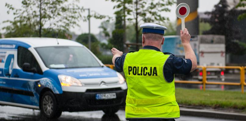 Trwa akcja policji. Jeden nietrzeźwy kierowca już zatrzymany - Zdjęcie główne