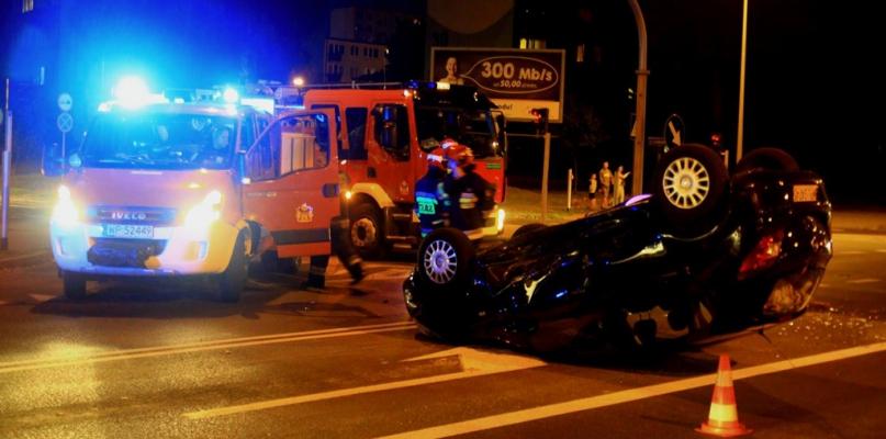 Pięć osób zostało rannych w dwóch wypadkach - Zdjęcie główne