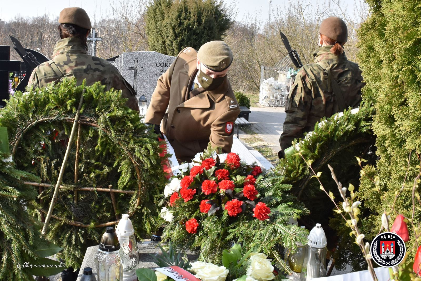 Terytorialsi pamiętali o ważnych rocznicach [FOTO] - Zdjęcie główne