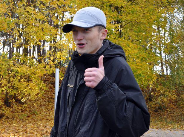 Wielopokoleniowe bieganie w Soczewce - Zdjęcie główne