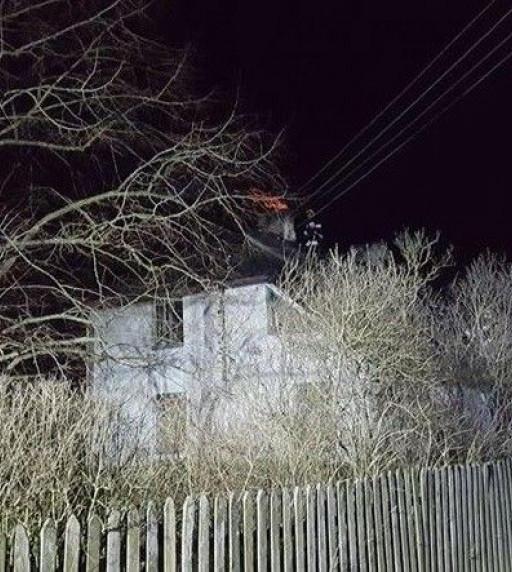 Pożar niedaleko Płocka. Trzy zastępy straży pożarnej w akcji - Zdjęcie główne