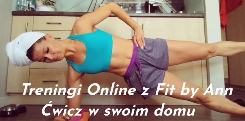 Rusz się z kanapy i ćwicz online! - Zdjęcie główne