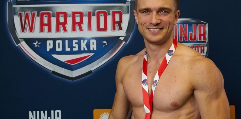 Ninja Warrior z Sierpca. Wygrał 2. edycję sportowego show Polsatu - Zdjęcie główne