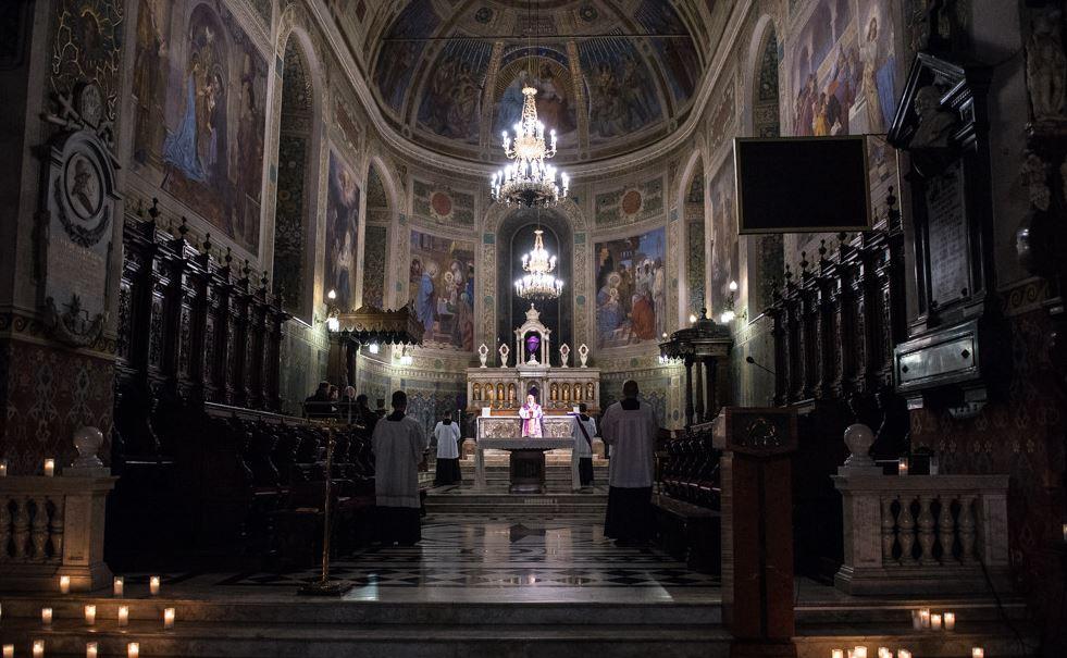 Kryzys powołań w Kościele. W diecezji płockiej odpowiadają modlitwą - Zdjęcie główne