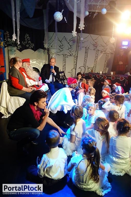 Płock odwiedził Mikołaj z Laponii - Zdjęcie główne