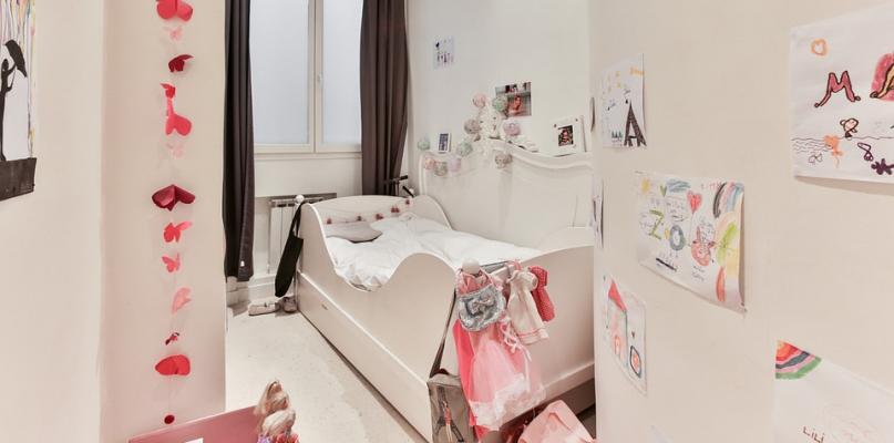Pomysły na urządzenie pokoju dla dziecka - Zdjęcie główne