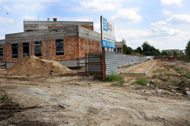 Rośnie nowy żłobek na Podolszycach[FOTO] - Zdjęcie główne