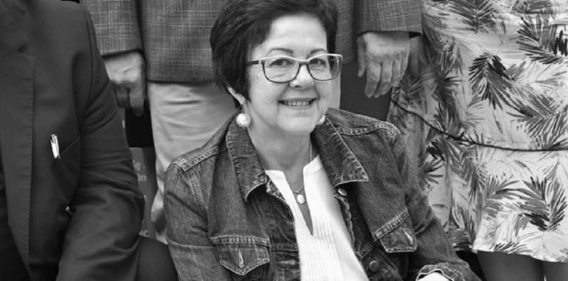 Nie żyje Elżbieta Podwójci-Wiechecka. Miała 63 lata  - Zdjęcie główne