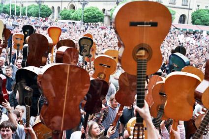 Gitarowe warsztaty z rekordzistą Guinnessa - Zdjęcie główne