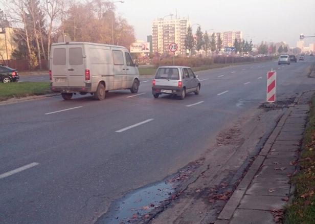 Uwaga kierowcy, ruszył remont Piłsudskiego - Zdjęcie główne