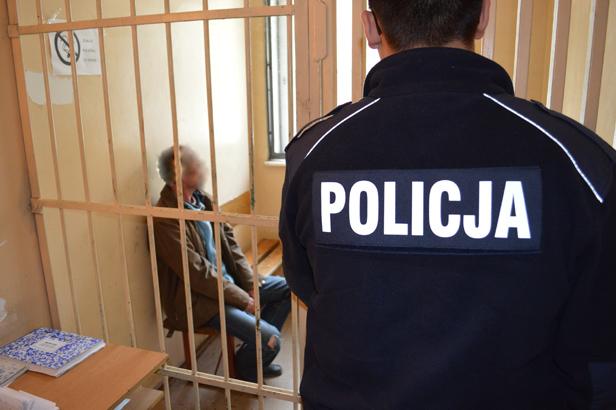 Pijany złodziej zatrzymany przez... żywopłot - Zdjęcie główne
