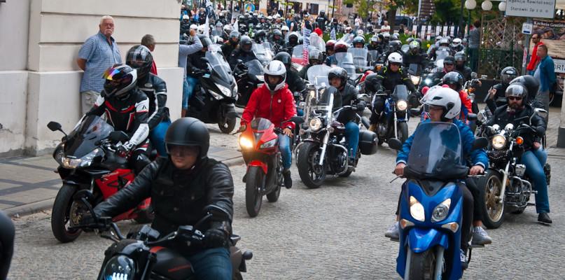 Motocykliści w Płocku zakończyli sezon [FOTO] - Zdjęcie główne