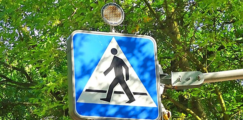 Niebezpiecznie na przejściach. Sprawdź, które będą doświetlone - Zdjęcie główne
