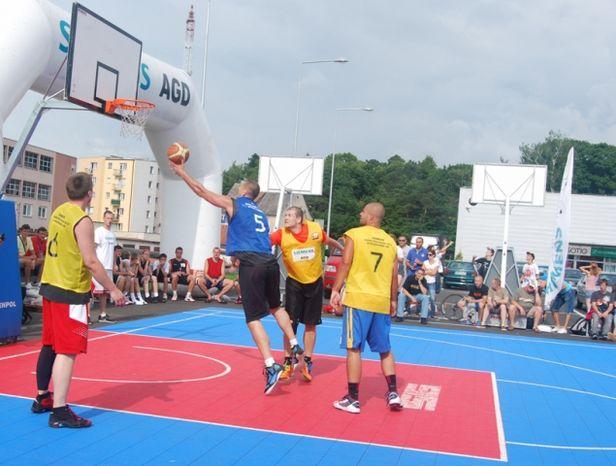 Koszykówka uliczna zagości pod Orlen Areną - Zdjęcie główne