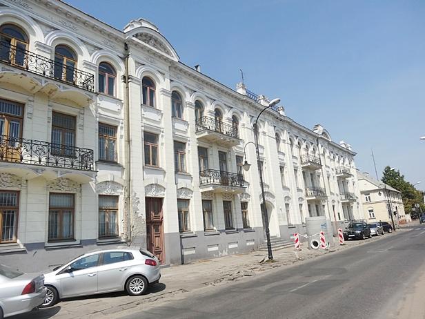 Miasto planuje kupno budynku po komendzie - Zdjęcie główne
