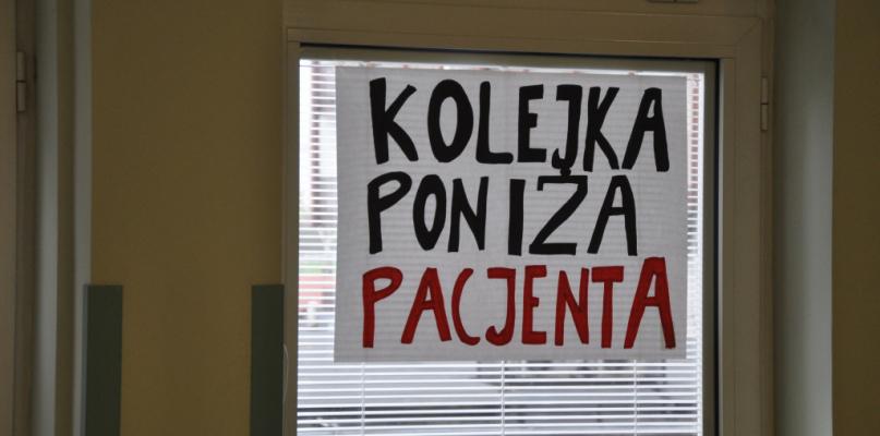 Zapowiedziano manifestację na terenie szpitala na Winiarach - Zdjęcie główne