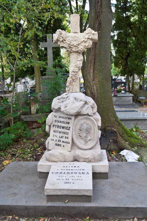 Pomnik Stanisława Pyrowicza - Zdjęcie główne