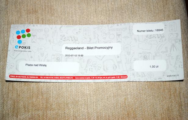 KONKURS. Rozdajemy bilety na Reggaeland - Zdjęcie główne