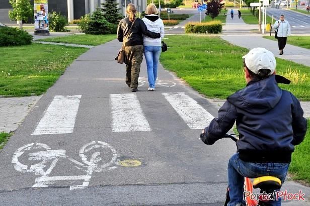 Rowerzyści: na ścieżkach można stracić oko! - Zdjęcie główne