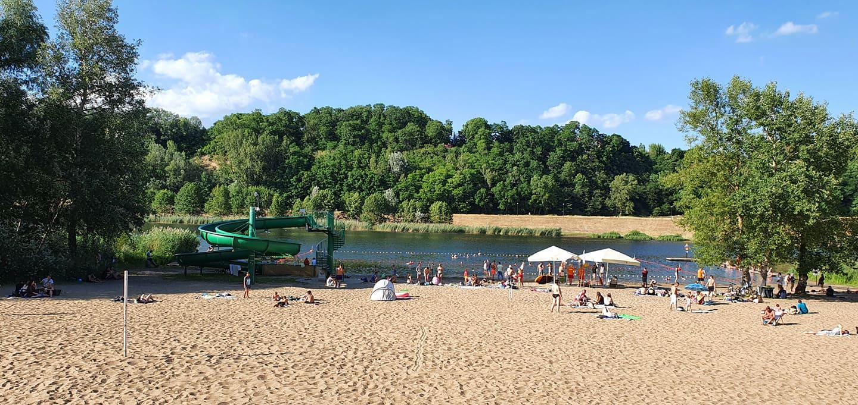 Sanepid zbadał wodę w Sobótce. Jest decyzja w sprawie miejskiego kąpieliska - Zdjęcie główne