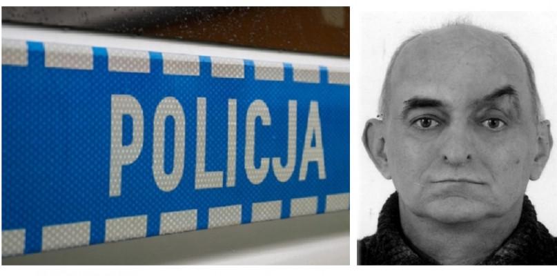 Zaginął mężczyzna. Szuka go policyjny wydział dw. z przestępczością przeciwko życiu  - Zdjęcie główne