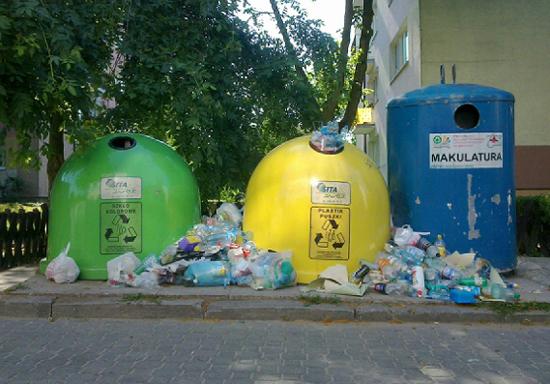 Za śmieci trzeba płacić do połowy miesiąca - Zdjęcie główne