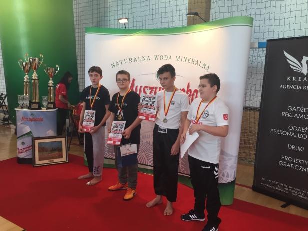 Cztery medale zawodników z Płocka - Zdjęcie główne