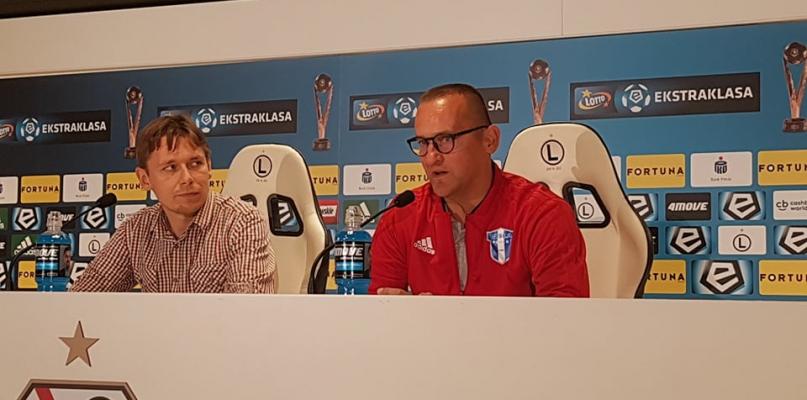 Merebaszwili i Ricardinho kontuzjowani po meczu z Legią - Zdjęcie główne