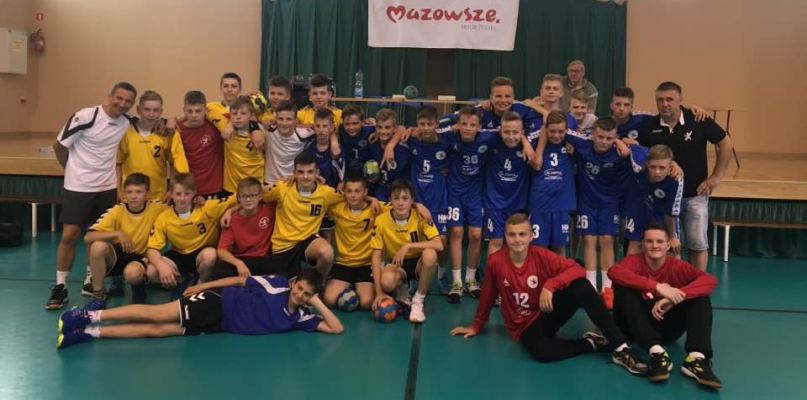 Młodzi piłkarze ręczni z Płocka najlepsi na Mazowszu - Zdjęcie główne