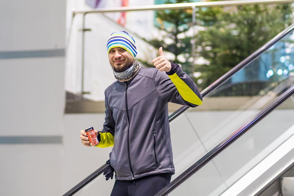 Płocczanin przebiegł 21 półmaratonów w 21 dni - Zdjęcie główne