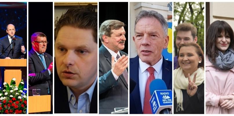 Tyle głosów otrzymali kandydaci w wyborach do europarlamentu... - Zdjęcie główne