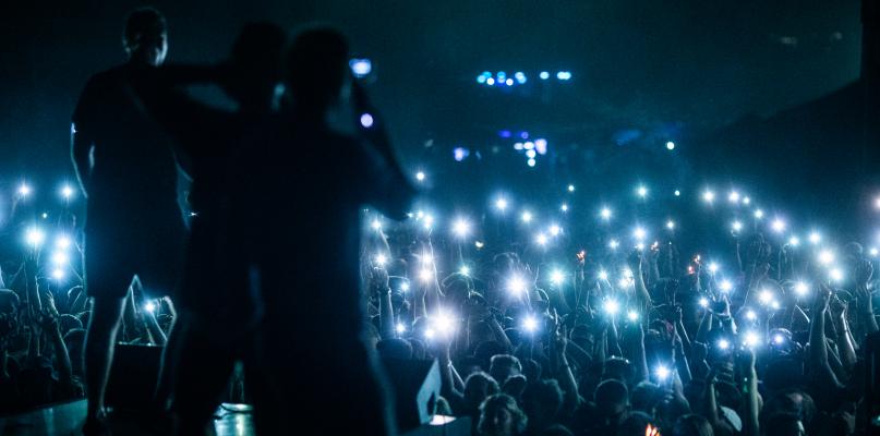 Płock odleciał w rytmach hip-hopu. - Nie ma lepszych dragów niż to, co się tu dzieje [FOTO] [WIDEO]  - Zdjęcie główne
