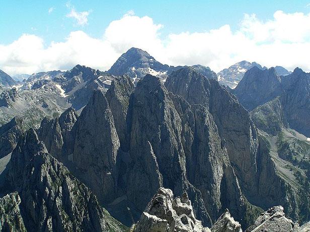 Dwaj płocczanie zaginęli w górach Albanii - Zdjęcie główne