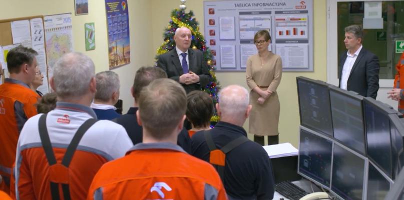 Spotkania wigilijne pracowników PKN Orlen [WIDEO] - Zdjęcie główne
